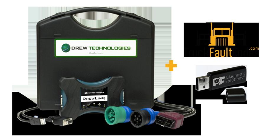 DrewLinQ Kit Plus